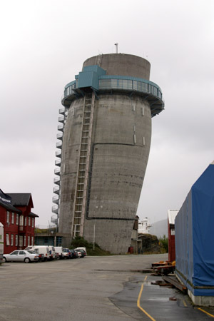 The Leaning Tower of Hinna