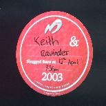 IShaggedHere-sticker found near Smithfield Market