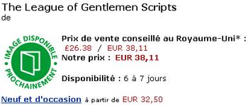 League Of Gentlemen at Amazon FR