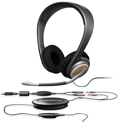 Sennheiser PC165 USB headset