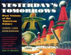 Yesterday's Tomorrows cover (from amazon.co.uk)