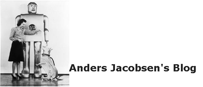 Anders Jacobsen's blog