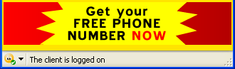 voipstunt free number ad